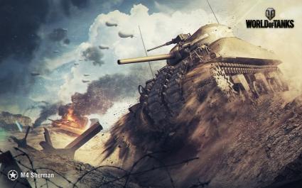 M4 Sherman World of Tanks