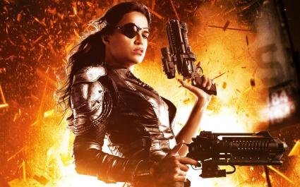 Machete Kills Michelle Rodriguez