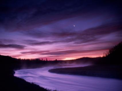 Madison River Wyoming