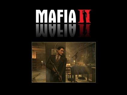 Mafia 2 Game Wallpaper Mafia 2 Games