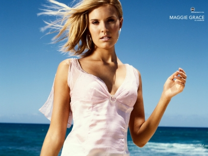 Maggie Grace Lost Wallpaper Lost Movies