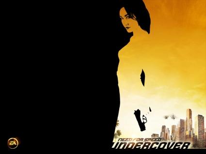Maggie Q NFS Undercover