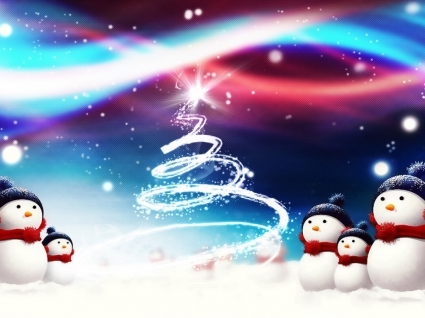 Magic Christmas Wallpaper Christmas Holidays