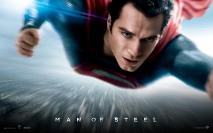 Man of Steel DC Comics Superhero