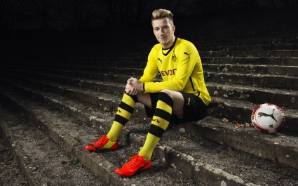 Marco Reus German Soccer Player 4K