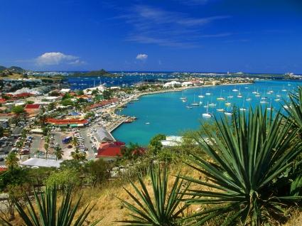 Marigot Bay West Indies