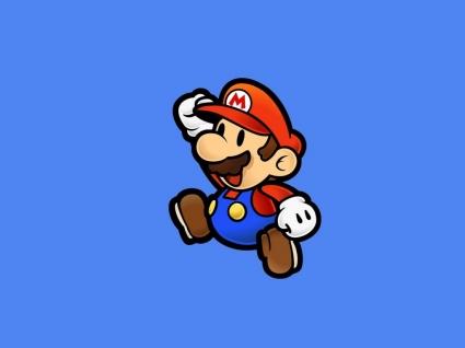Mario Wallpaper Cartoons Anime Animated