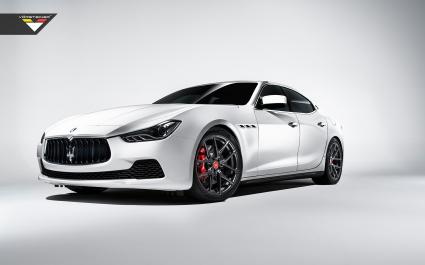 Maserati Ghibli Vorsteiner