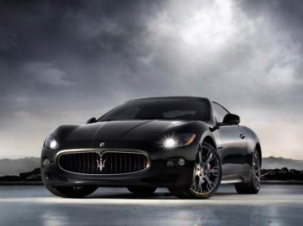 Maserati Gran Turismo S Wallpaper Maserati Cars