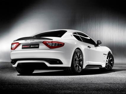 Maserati Granturismo S Mc Wallpaper Maserati Cars Wallpapers
