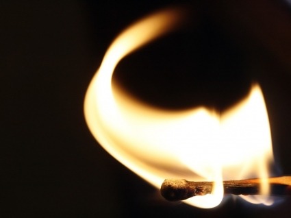 Match Flame Wallpaper Miscellaneous Other