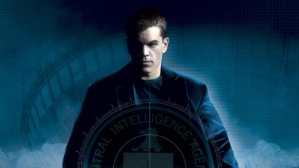 Matt Damon in Bourne Movies
