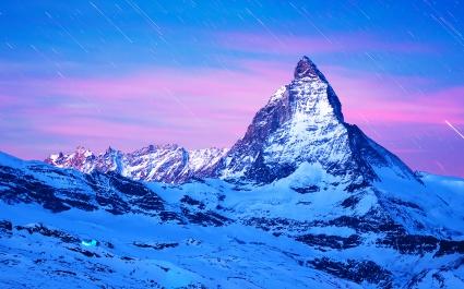 Matterhorn Mountain Europe