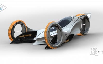 Mazda Kaan Future Concept