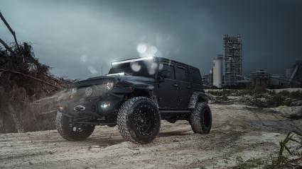 MC Customs Jeep Wrangler 2016