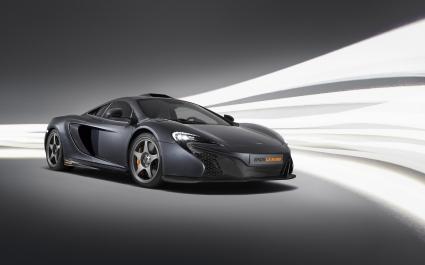 McLaren 650S Le Mans 2015