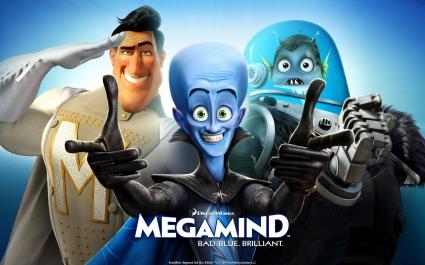 Megamind 2010 Movie