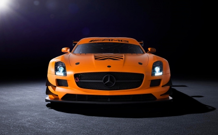 Mercedes AMG SLS GT3 45th Anniversary Edition