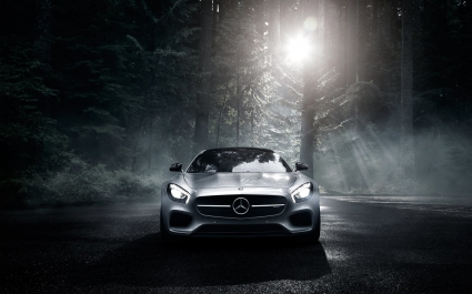 Mercedes Benz AMG GT S 2016