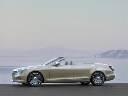 Mercedes Benz Ocean Drive Concept Wallpaper Concept Cars
