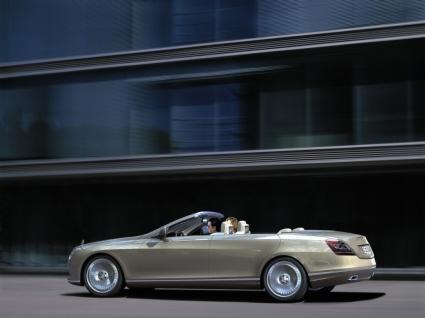 Mercedes Benz Ocean Drive Front Speed Wallpaper Concept Cars