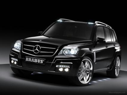 Mercedes Brabus GLK  Widestar
