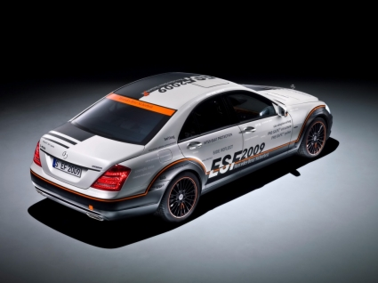 Mercedes Safety Vehicle Wallpaper Mercedes Cars