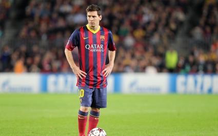 Messi 5K