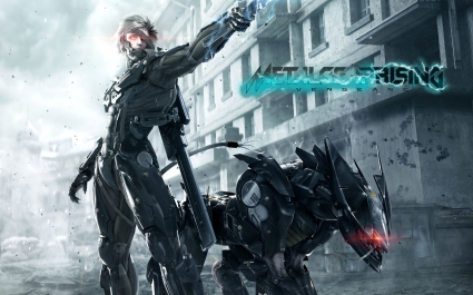 Metal Gear Rising Revengeance 3