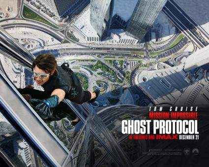 MI4 Ghost Protocol