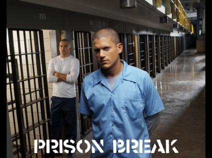 Michael Scofield Lincoln Burrows Wallpaper Prison Break Movies