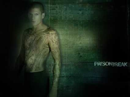 Michael Scofield Tattoo s Wallpaper Prison Break Movies