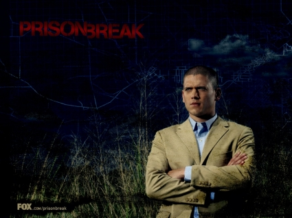 Michael Scofield Wallpaper Prison Break Movies