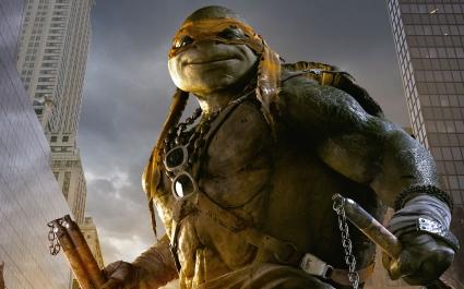 Mikey in Teenage Mutant Ninja Turtles