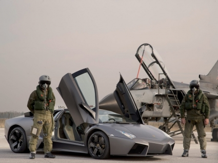 Military Reventon Wallpaper Lamborghini Cars