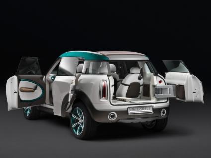 Mini Crossover Concept Wallpaper Mini Cars