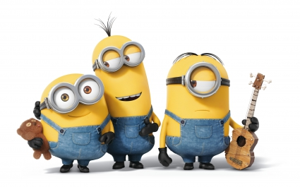 minions comedy movie wallpapers in jpg format for free download