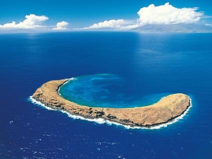Molokini Crater Wallpaper Hawaii World