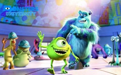 Monsters University Movie