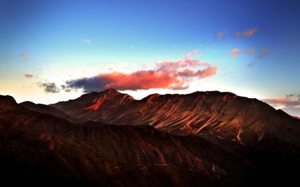 Morning Mountains