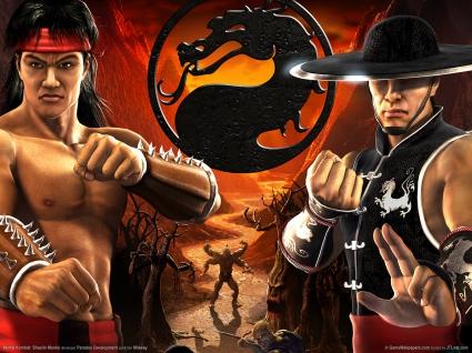 Mortal Kombat Shaolin Monks PS2 Game