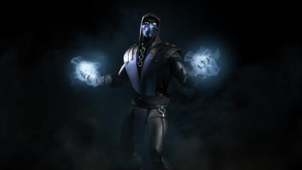 Mortal Kombat X Blue Steel Sub Zero
