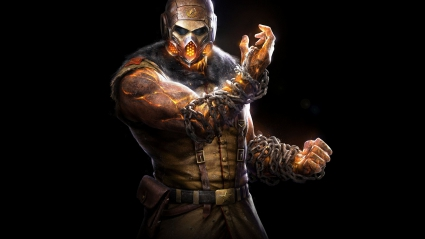 Mortal Kombat X Kold War Scorpion
