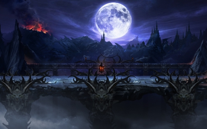 Mortal Kombat X Stage