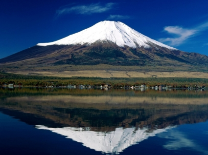 Mount Fuji Wallpaper Japan World