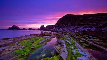Mupe bay England