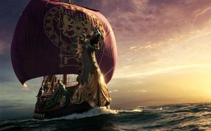 Narnia Dawn Treader Ship