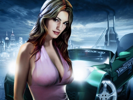 Need For Speed Girl