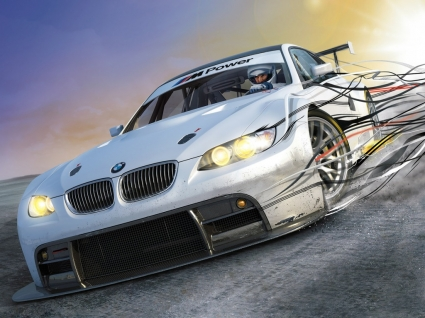 Need for Speed Shift Wallpaper NFS Shift Games