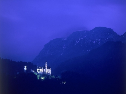 Neuschwanstein Castle Wallpaper Germany World